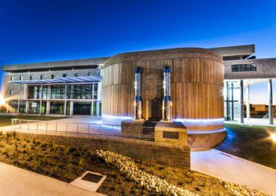 NMU Science Building